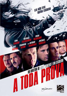 Filme Poster A Toda Prova DVDRip XviD Dual Audio & RMVB Dublado