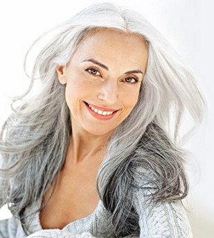 Wedding Hairstyles for Mature Women