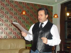 Recital en Alma Café  9-02-2012