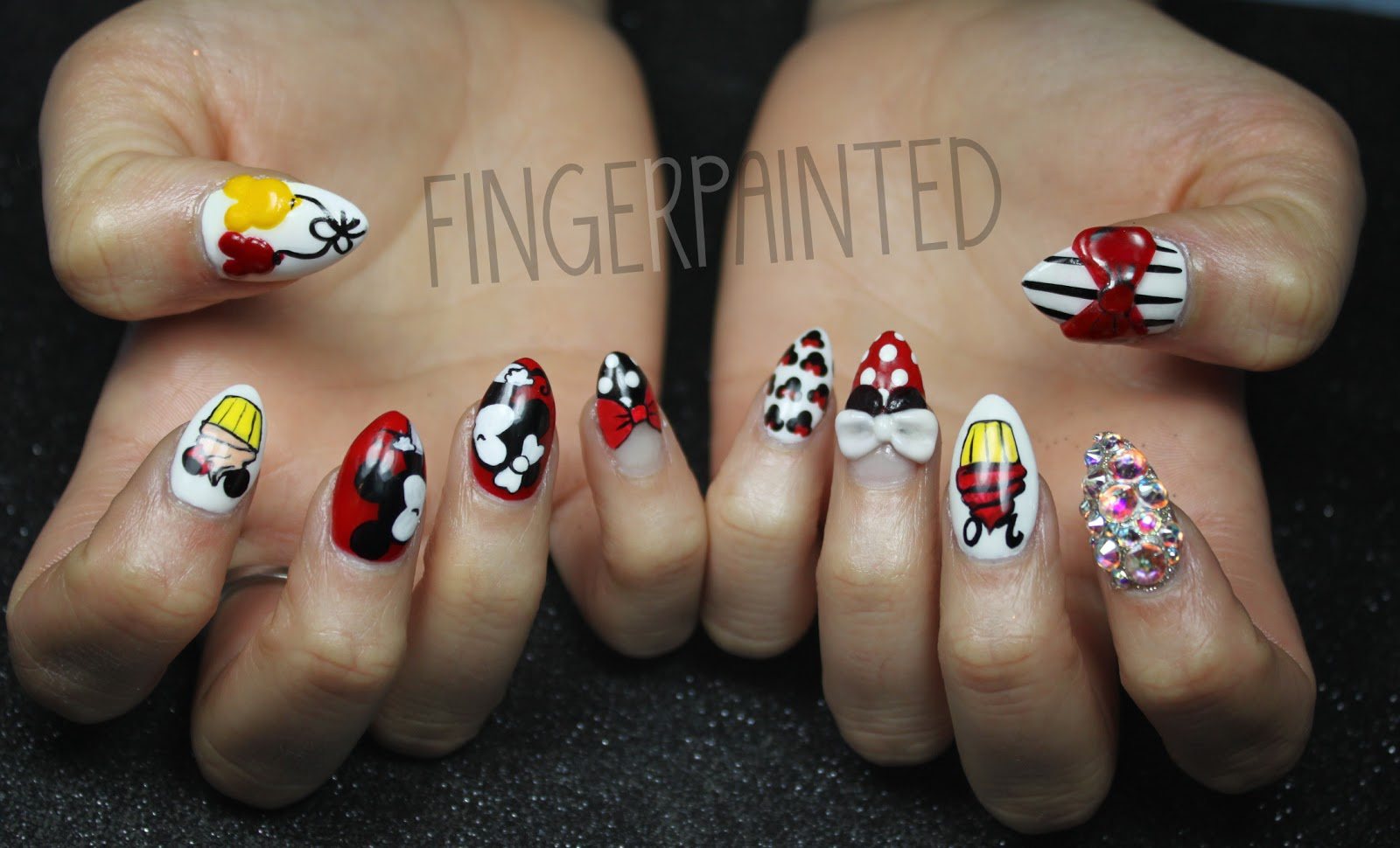 Finger Painted: The One With Nail Tech Tuesday #