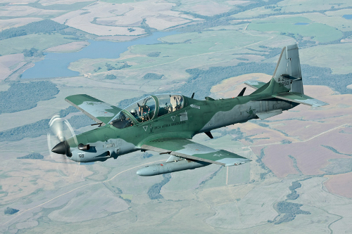 Super Tucano Us Air Force