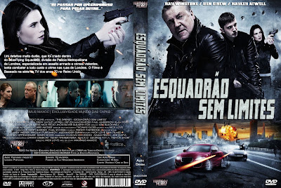 Esquadrão Sem Limites (The Sweeney) Torrent - Dual Áudio (2013)