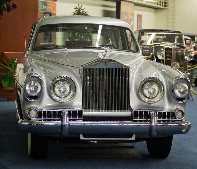 1948 Rolls Royce Silver Wraith Vignale Saloon