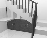 desain mebel semarang lemari bawah tangga 01