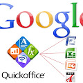 Quickoffice in Google Chrome browser