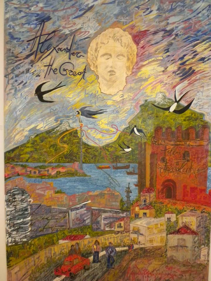 My paintings <br>ΤΑ ΕΡΓΑ ΜΟΥ<br>Beijing Biennale-2015-ΠΕΚΙΝΟ