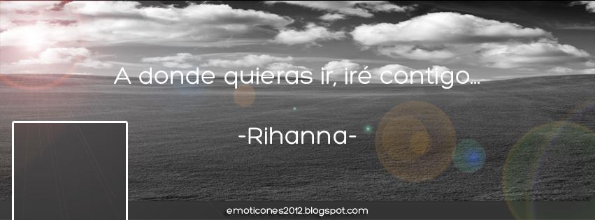 Portada Facebook Rihanna