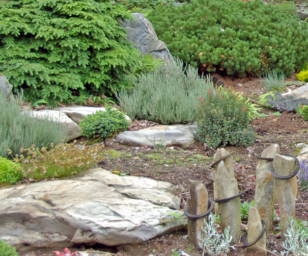 A Rock Garden Can Add An Area Of Beautiful Interest To Your Garden,  Transforming A Plain Garden Into Something Stunning In No Time.