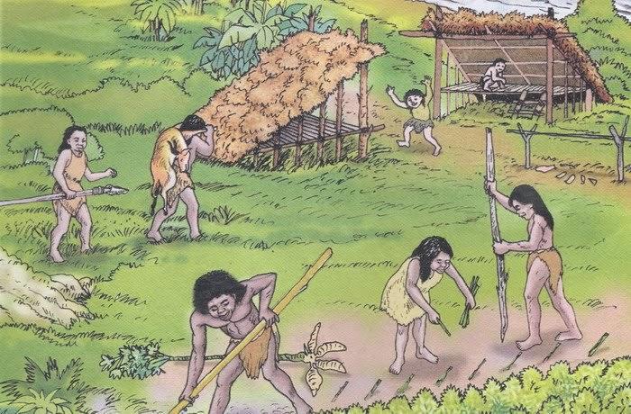 Teknologi Pertanian Pada Jaman Dahulu