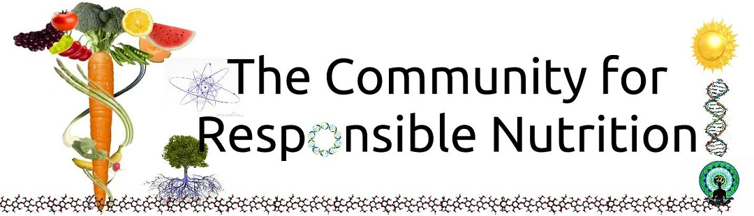 The Community for Responsbile Nutrition