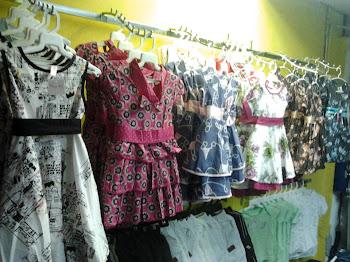 Koleksi  baju BARU - 2012