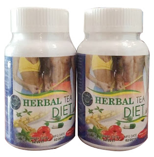 Giảm cân nhanh lấy lại vóc dáng đẹp với Herbal Tea Diet