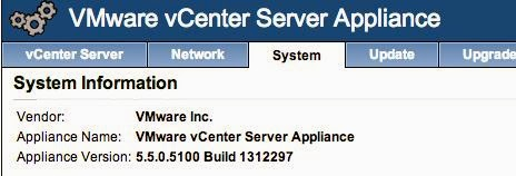 Difference Between vCenter Server Appliance 5.5 and vCenter Server 5.5 on Windows