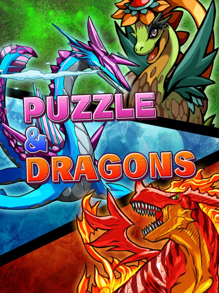 Puzzle & Dragons App iTunes App By GungHo Online Entertainment - FreeApps.ws