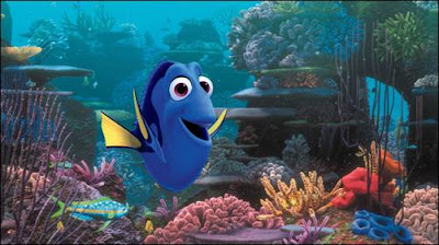 Dory has a sequel to Finding Nemo!
