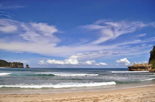wisata pantai tulungagung, wisata pantai jawa timur, indonesia tourism place, rute wisata