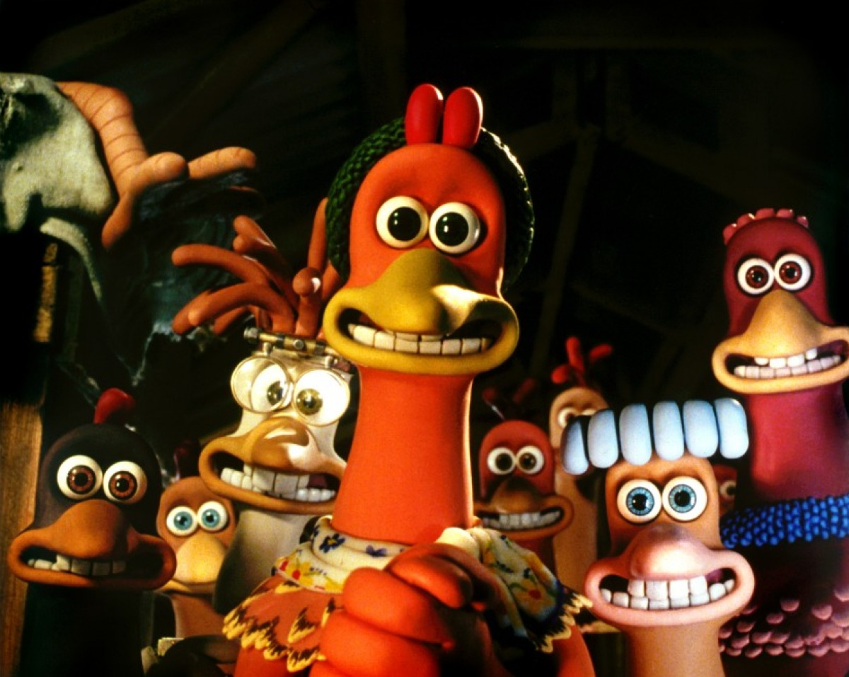 Show me the evidence atheism for Chicken run for 6 chickens