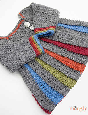 free crochet pattern baby sweater