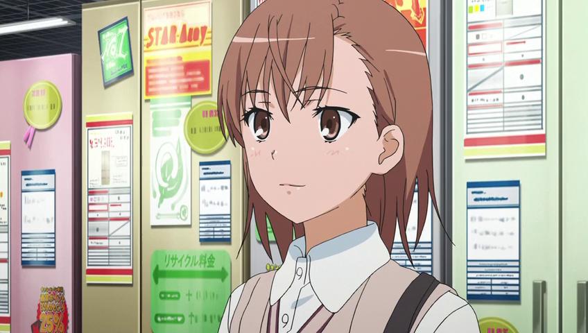 Toaru Kagaku no Railgun S - Episódio 03