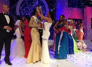 Miss Akwa Ibom Tourism Crown