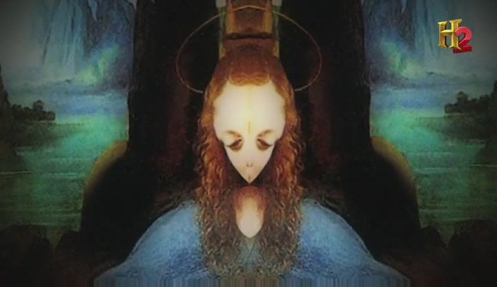 Leonardo Da Vinci Paintings Secrets Aliens AA S04E08 - The Da Vin...
