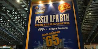 Pameran Properti JCC Green Pramuka Promo BTN