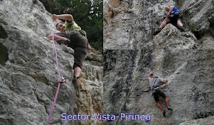 Sector Vista-Pirineu Escalada Esportiva