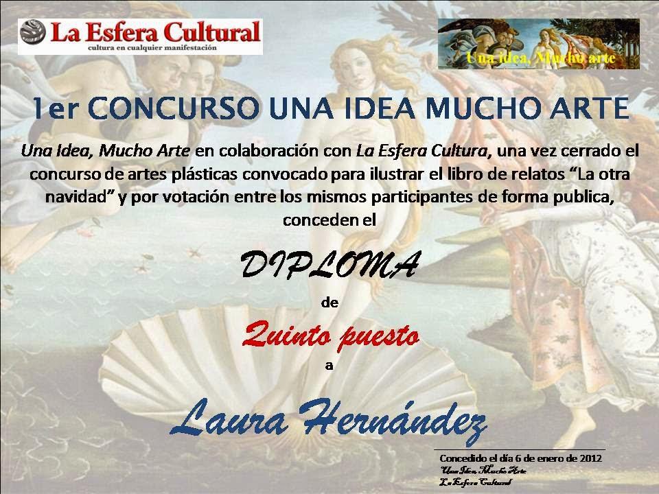 Diploma I Concurso UIMA