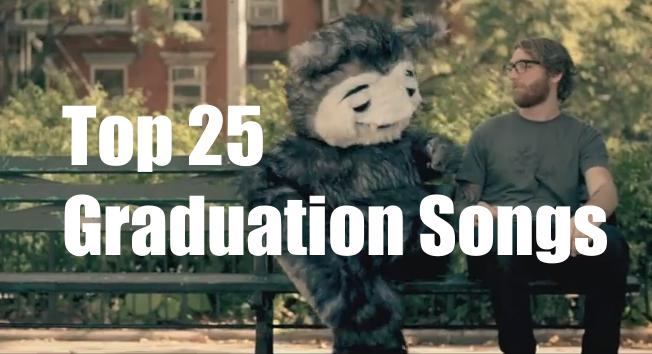 畢業快樂!聽25位西洋藝人唱出你的畢業感言!【Top 25 Graduation Songs】 - 硬要聽西洋音樂
