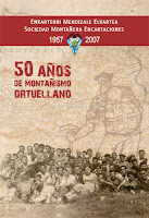 50 años de montañismo ortuellano