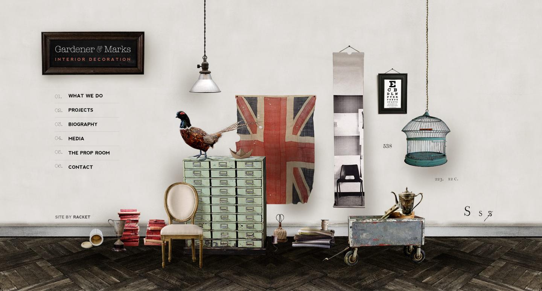 Inspiraci n para p ginas web inspiraci n dise o web decoradora de interiores - Paginas de diseno de interiores ...