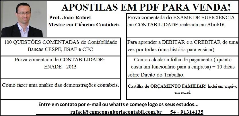 CONTABILIDADE NO AR...