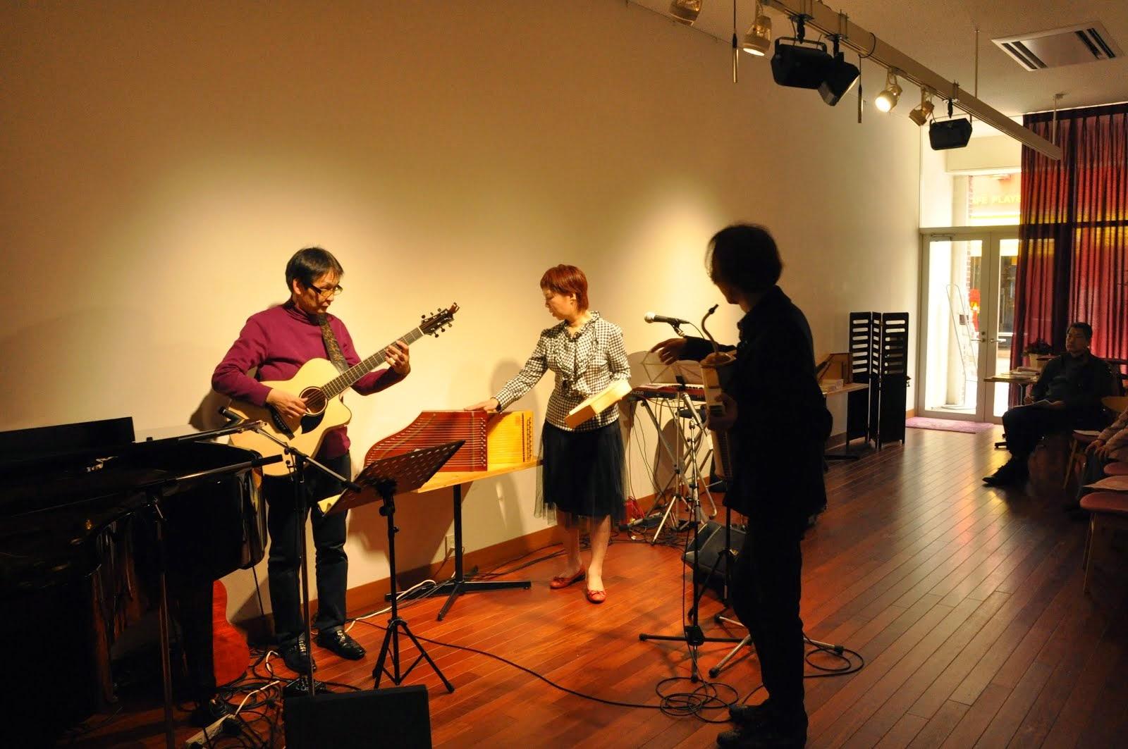 楽器登録認定記念コンサート