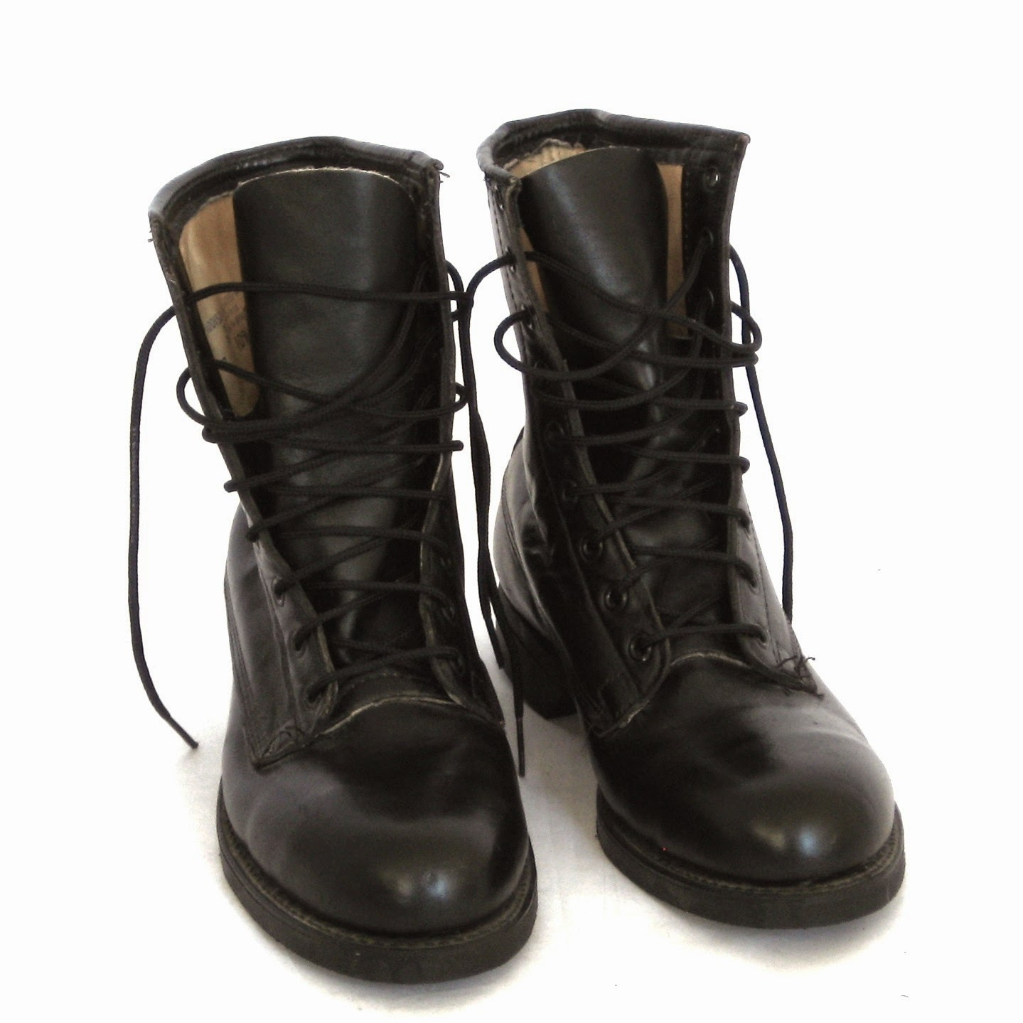 Black Combat Boots for Men | Latest Boots Styles