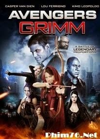Chiến Binh Cổ Đại|| Avengers Grimm