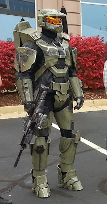 Parts and Krafts : Halo 4 Master Chief Costume