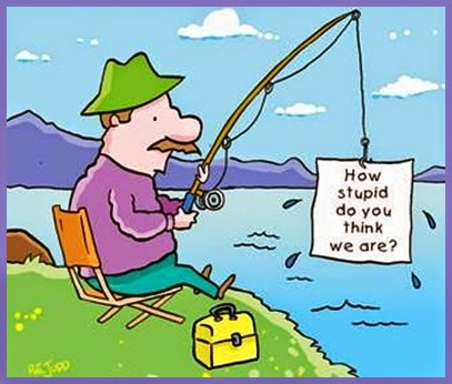 Fishing joke