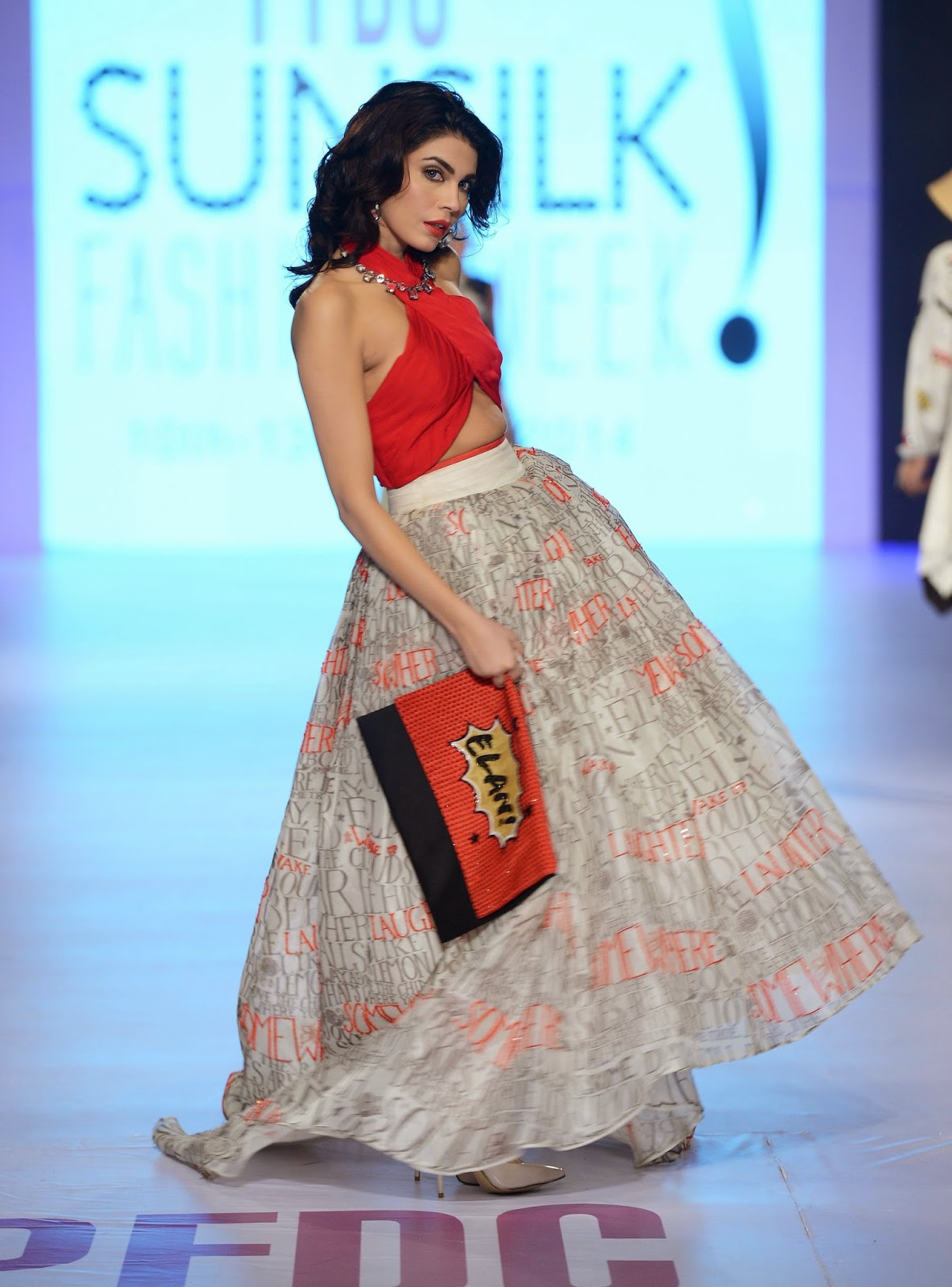 Elan at PFDC Sunsilk Fashion Week 2014