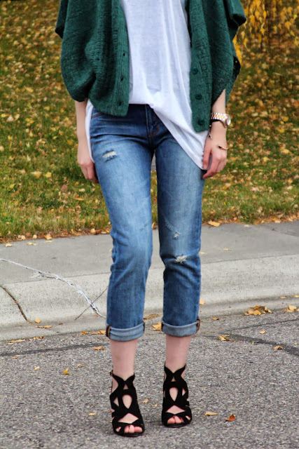 Boyfriend Jeans, Fall Fashion