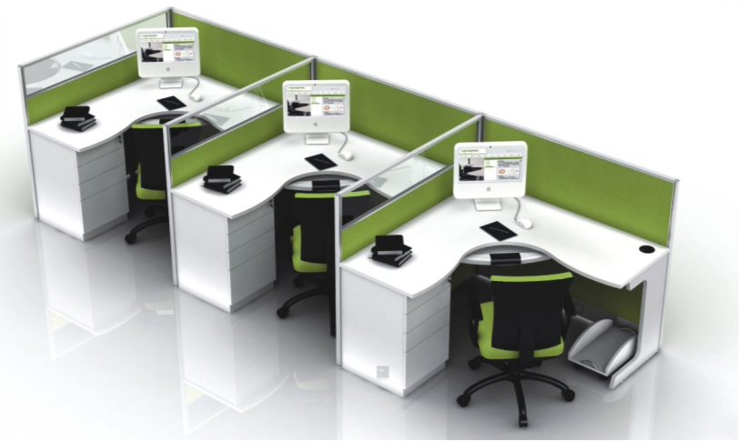 Exceptionnel Modular Office Furniture   A Cost Effective Custom Furnishing For Your  Office