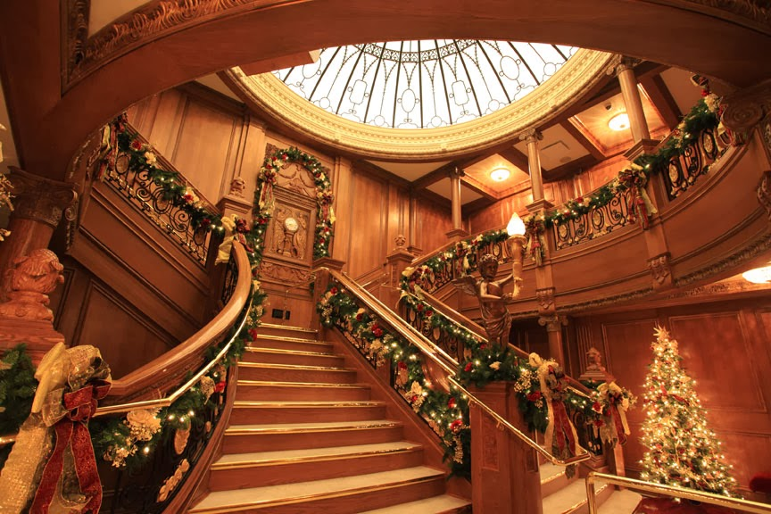 Titanic Museum Attraction News and Events.: 24 Christmas Trees ...