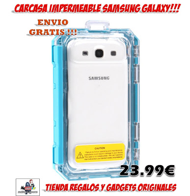 FUNDA ACUATICA MOVIL
