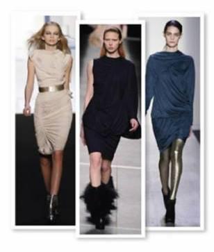 imagens de vestidos para frio