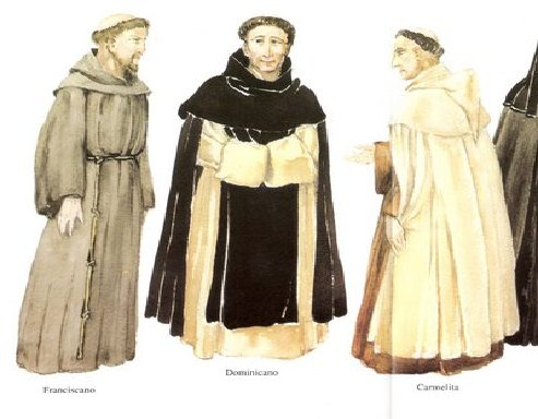 Resultado de imagem para o clero na idade média