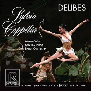 Delibes: Sylvia and Coppelia