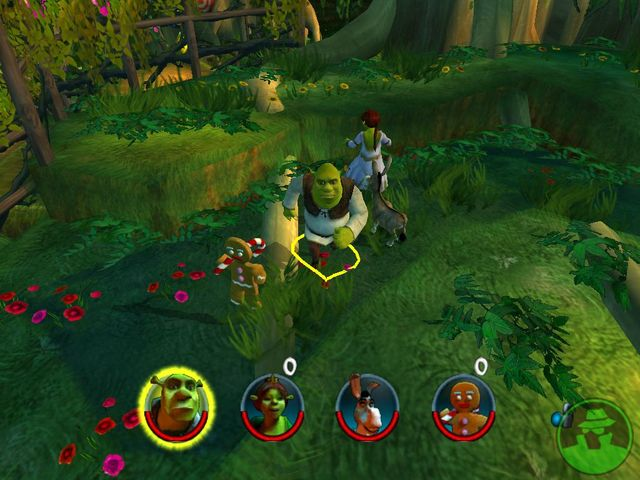 shrek 2 the game download