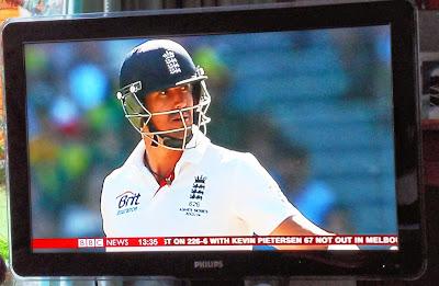 Kevin Pietersen 67 Not Out