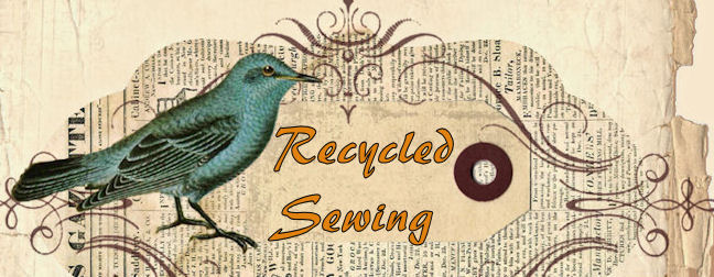 Recycled Sewing