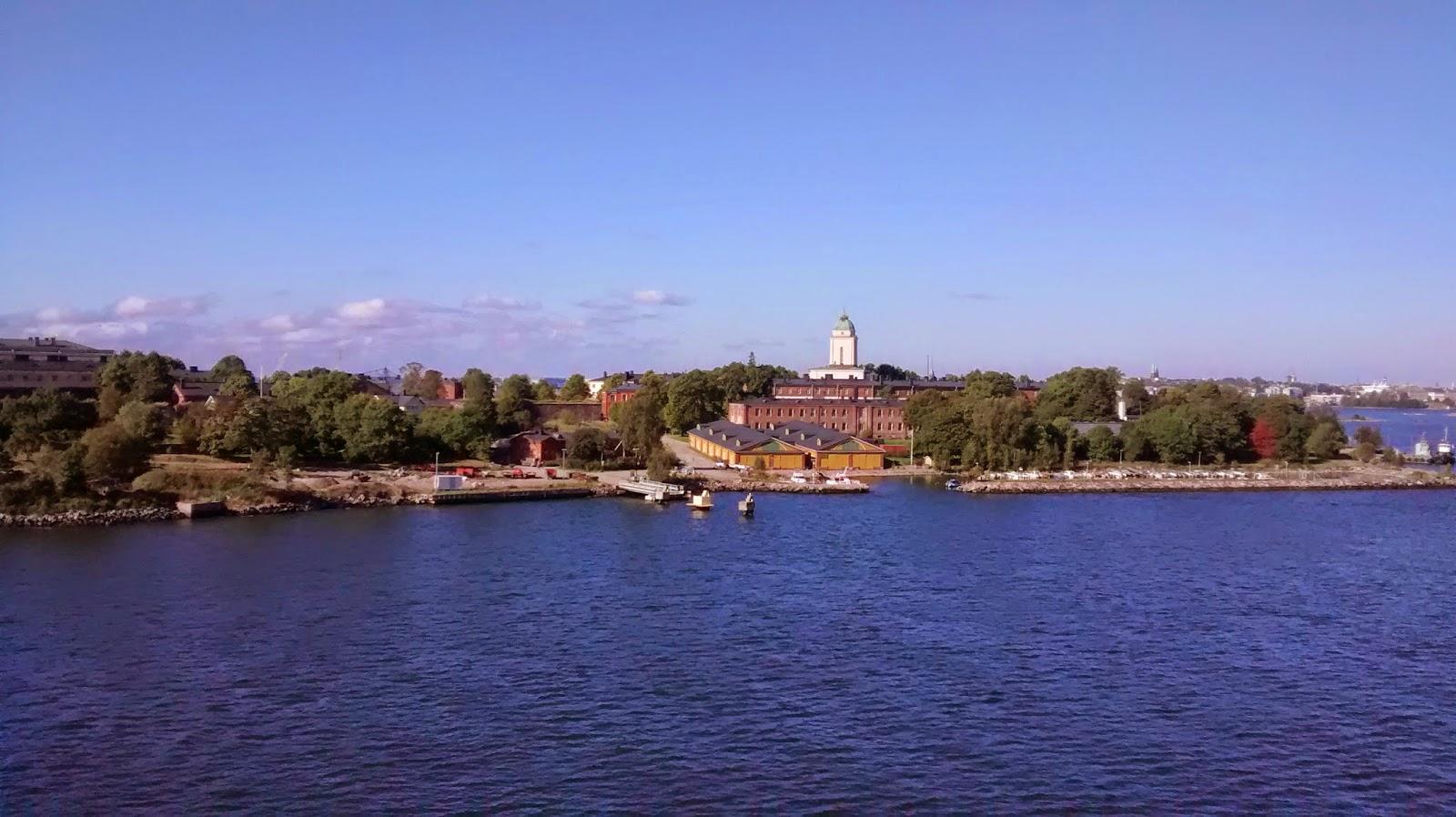 Viagem para comprar bebidas em Tallinn - Estônia