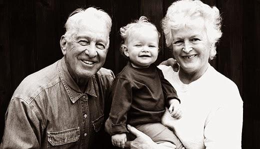cuatro abuelos afinidad